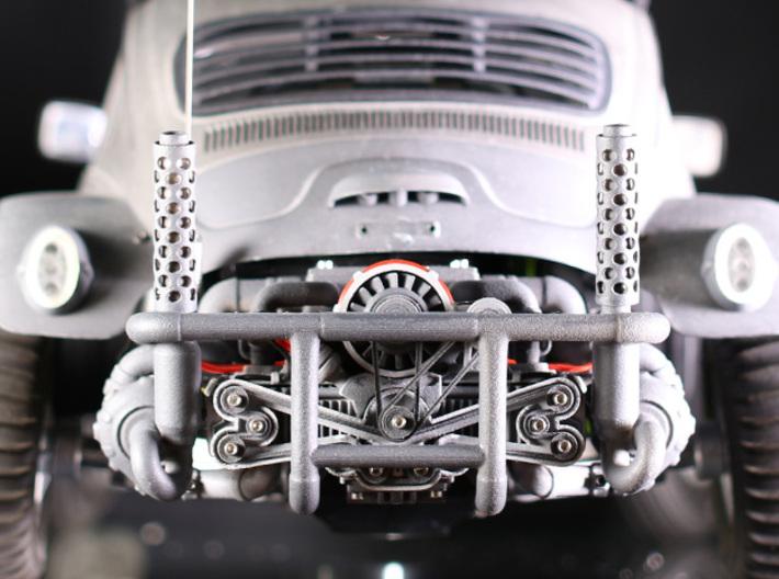 почему вентилятор охлаждения на холодном двигателе
