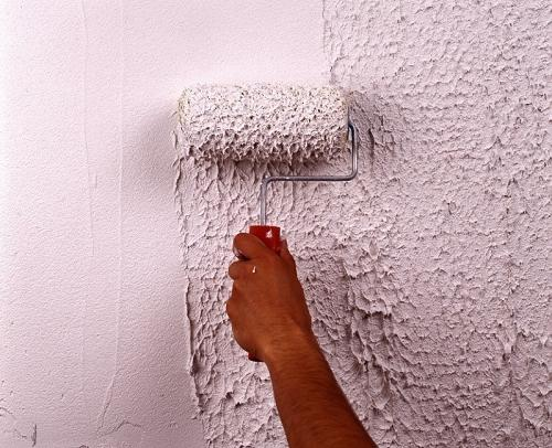 embossed wall painting