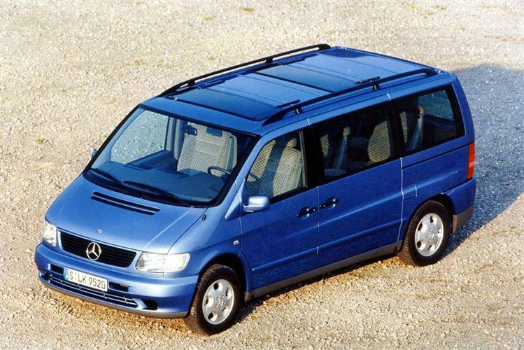 mercedes benz vito 111 cdi технические характеристики