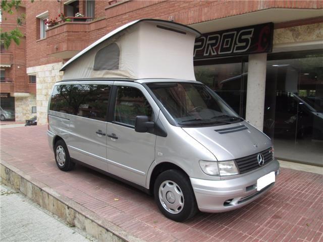 mercedes benz vito 2001 технические характеристики
