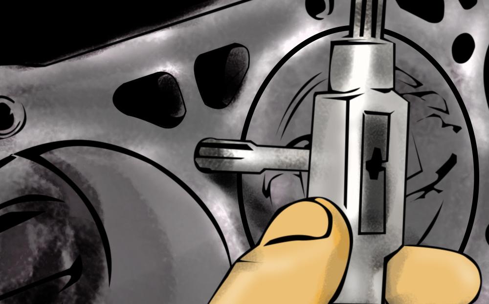 engine cylinder head gaskets