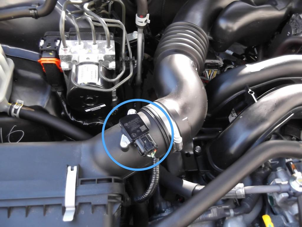 подсос воздуха в систему дизельного двигателя