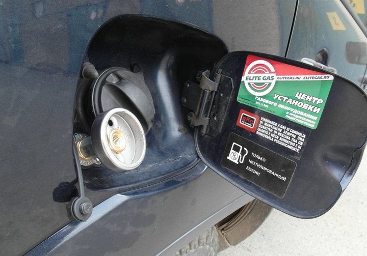 экономия газа на chevrolet niva преимущества