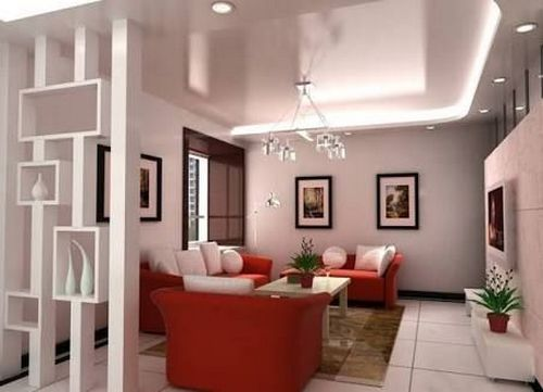 partition design for room zoning