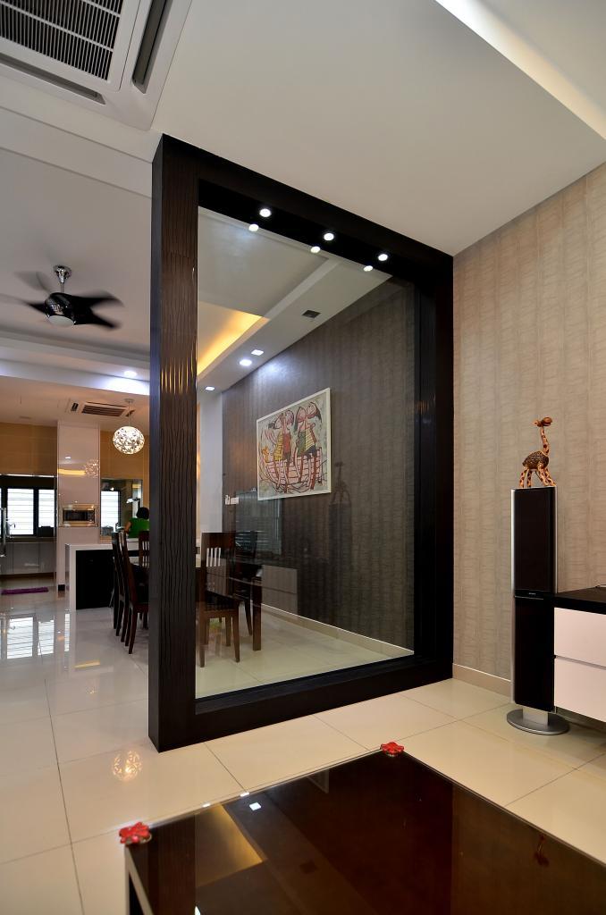 design for room zoning