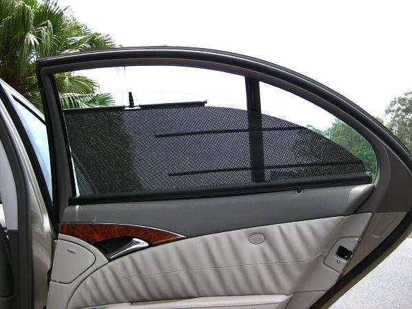 виды автомобильных шторок