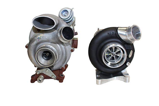компрессор отличается от турбины