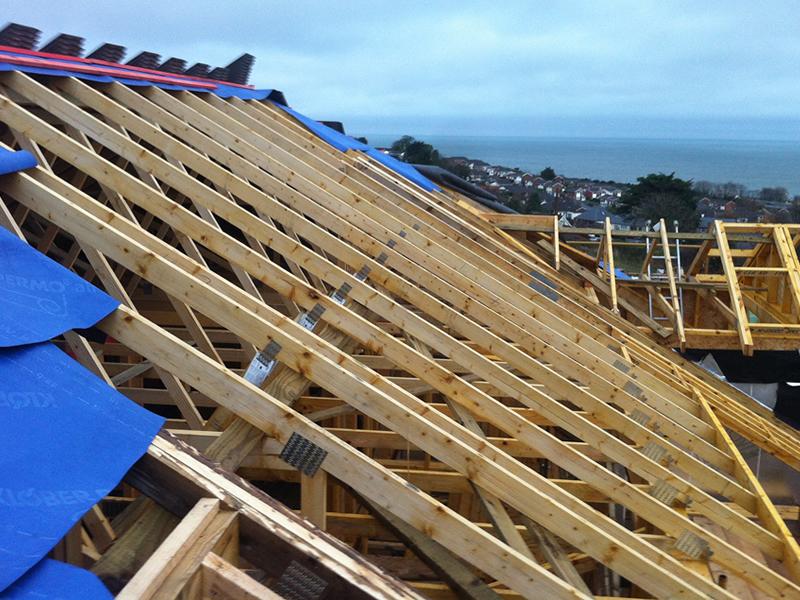 невентилируемая крыша