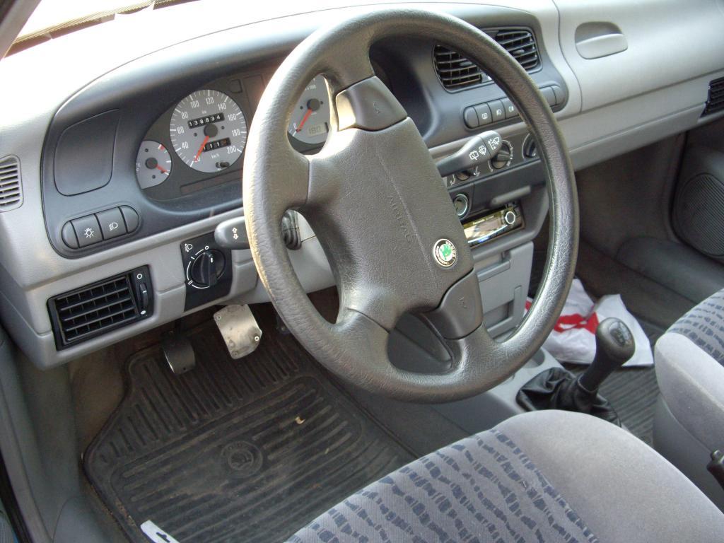 skoda 1997 specifications