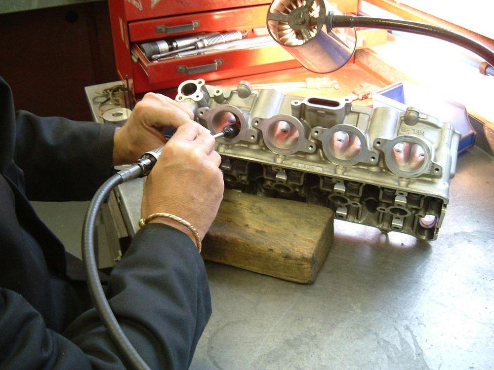 как работать с двигателем