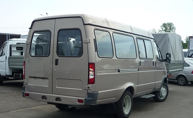 ГАЗ-322173 расход топлива