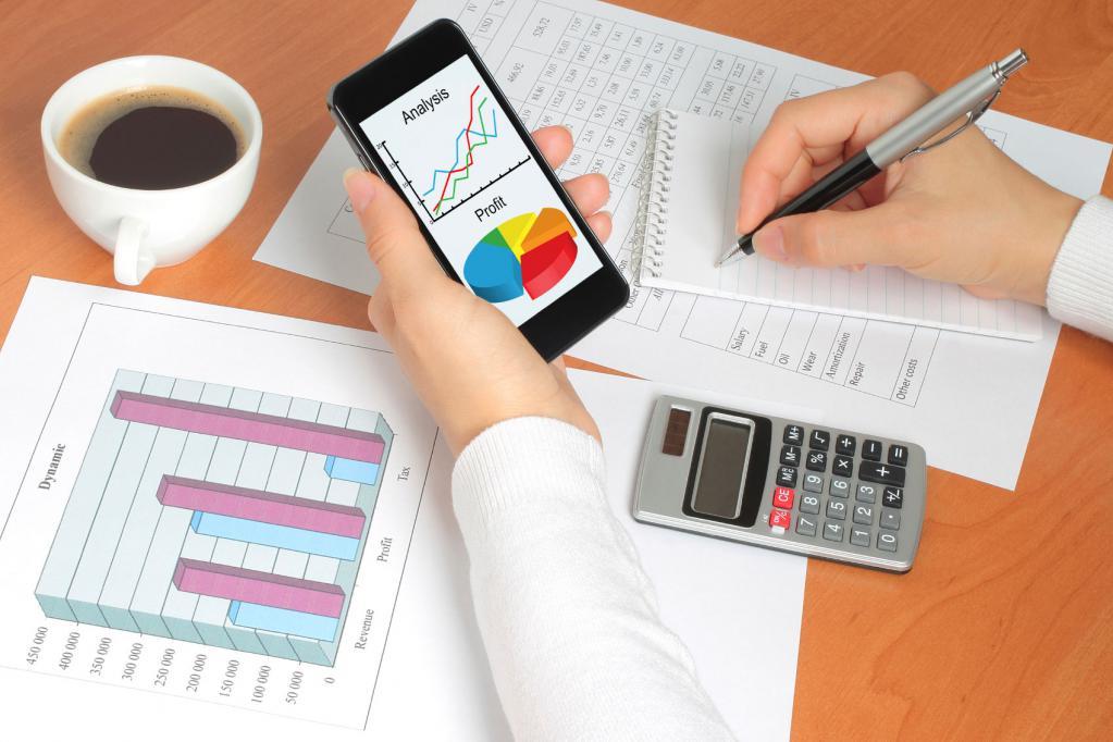 Анализ эффективности использования основных средств