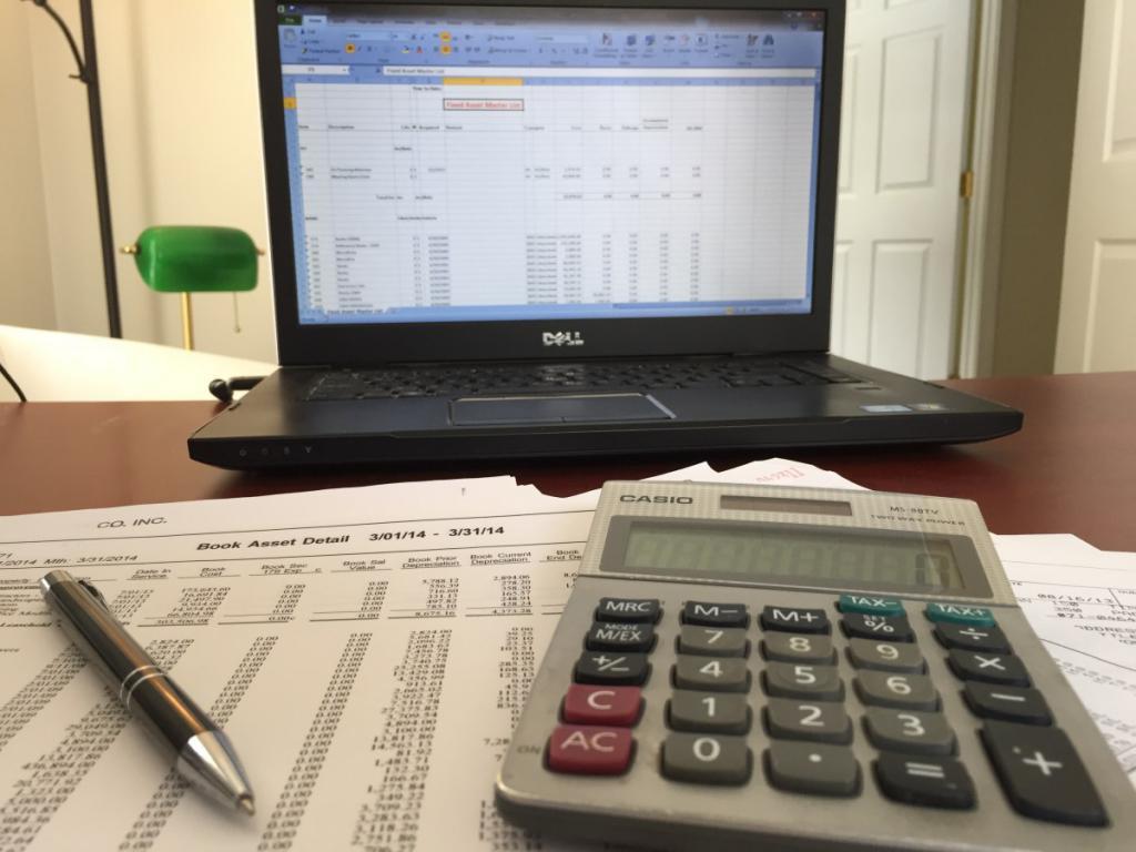 Анализ использования фондов