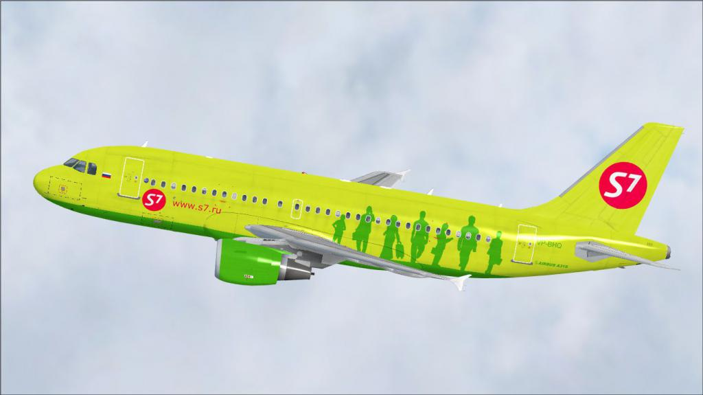 Бонусная программа от авиакомпании S7 Airlines «S7 Приоритет». «S7 Приоритет»: карта участника программы