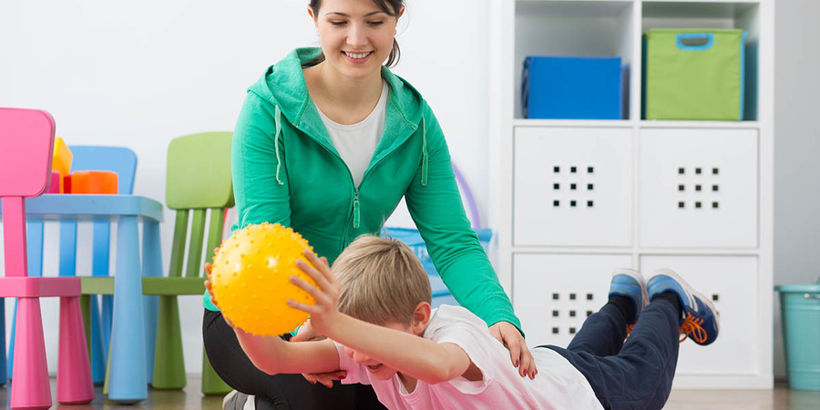 The developing gymnastics of physical therapy at cerebral palsy