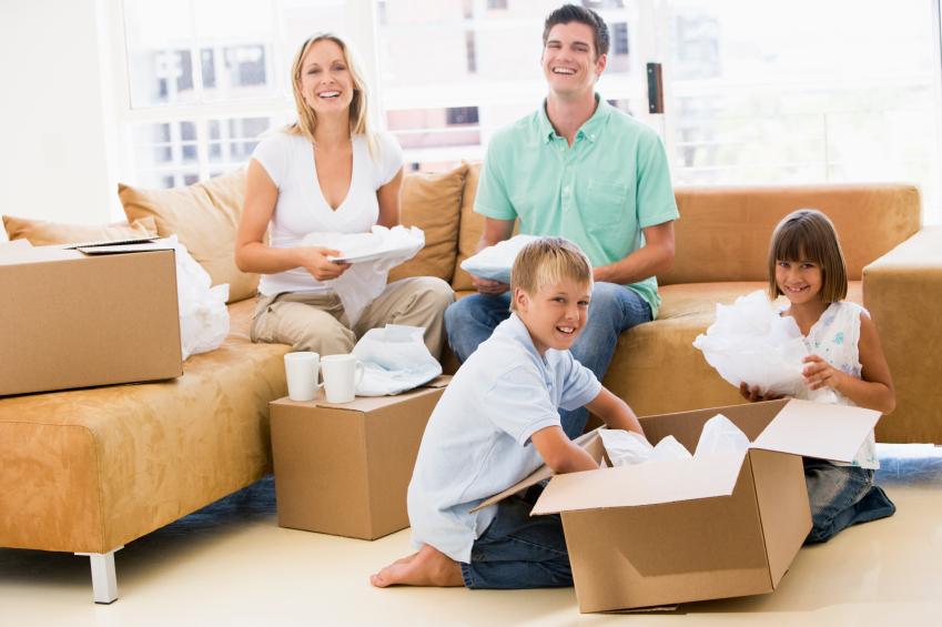 Apartment relocation