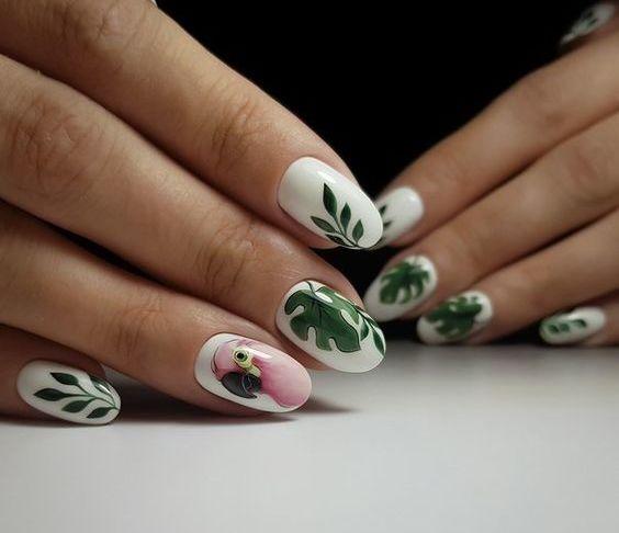 Как наклеивать наклейки на гель-лак: полезные советы. Дизайн ногтей с наклейками