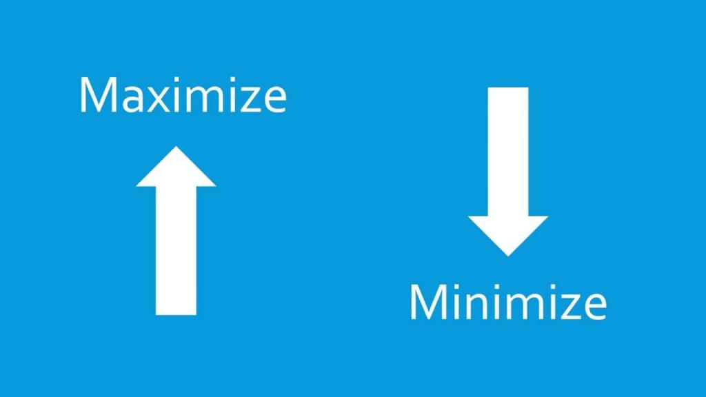 Минимизация затрат, оптимизация доходов