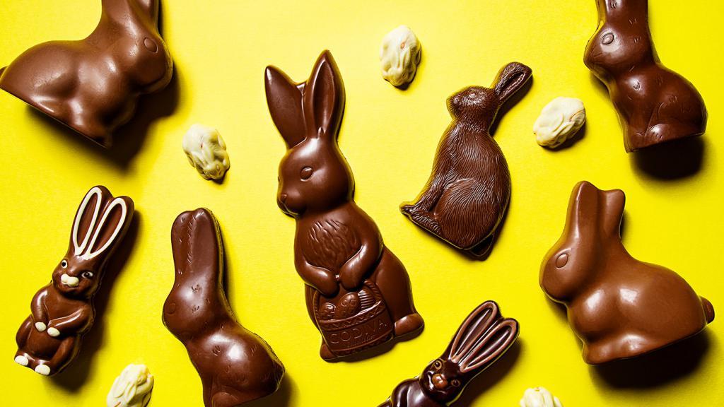 Шоколадный заяц — пасхальное угощение