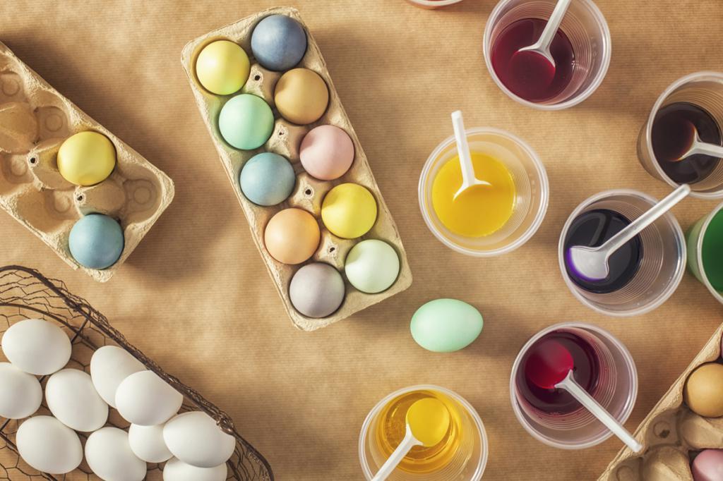 Красители разнообразят любой десерт