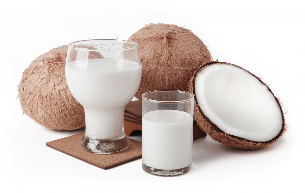 Крем из кокосового молока: ингредиенты, рецепт приготовления. Постный крем для торта