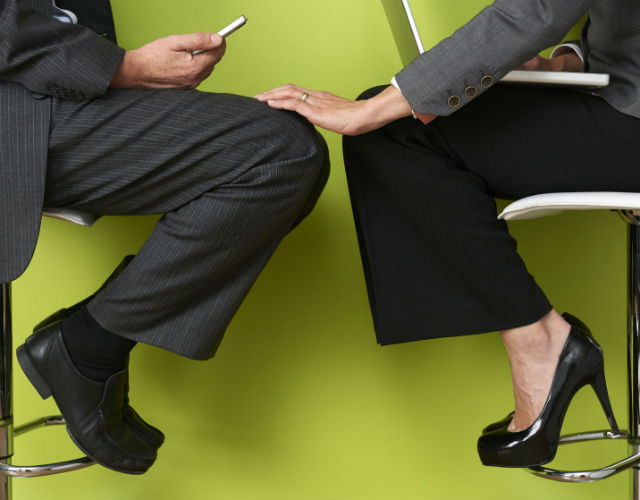 how to seduce a married man at work