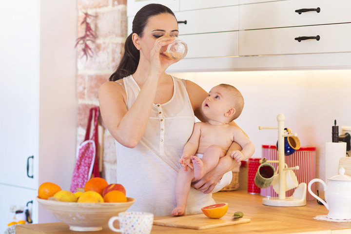 Диета кормящей мамочке ребенка
