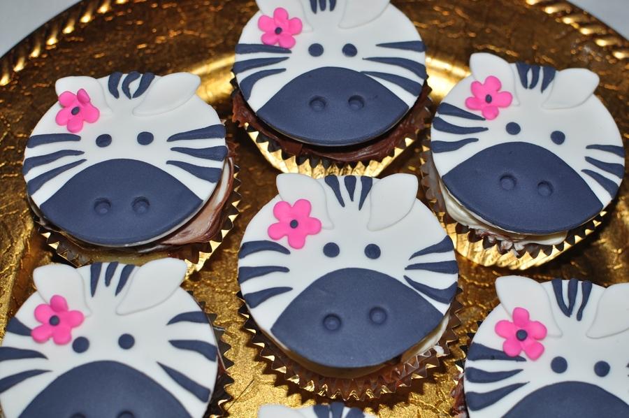 """Design options cake """"Zebra"""""""