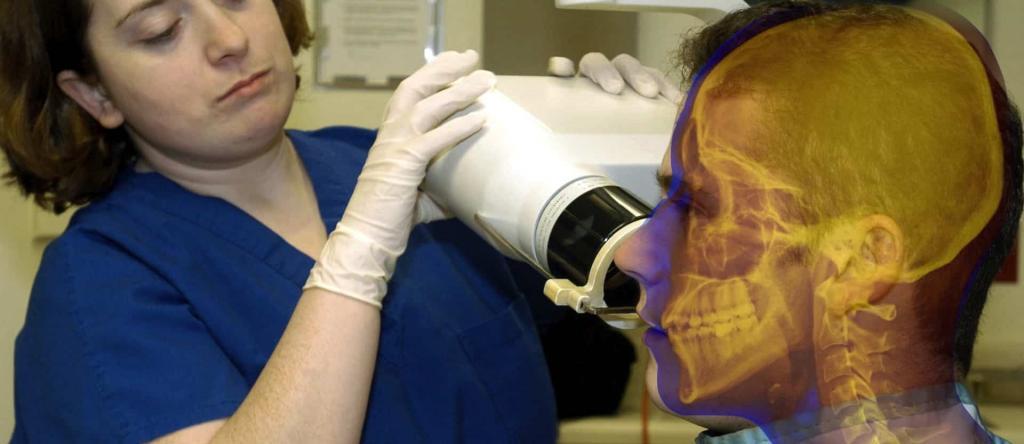 Делают рентген
