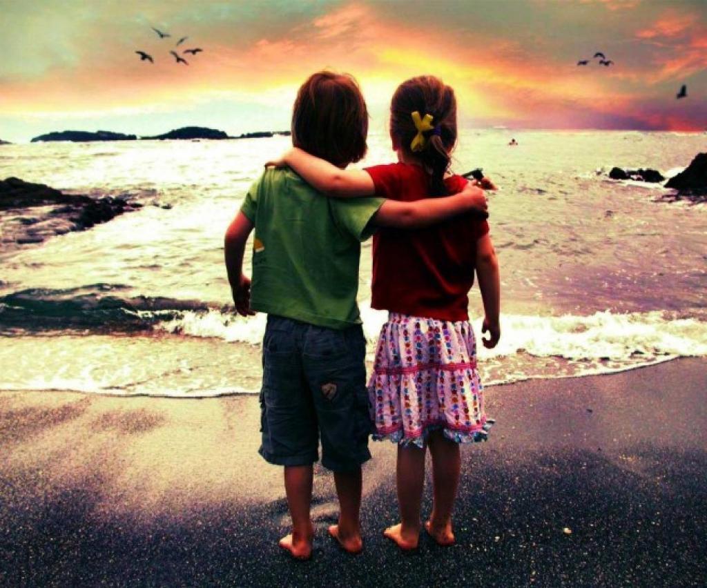 friendship or love