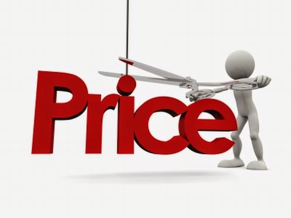 Cut prices