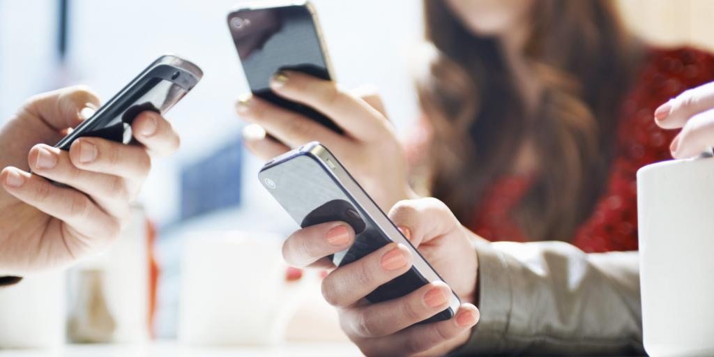 Пользователи смартфонов