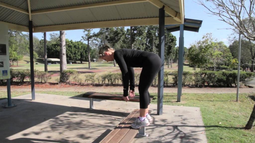 Donkey exercise without weights