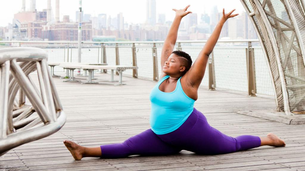Yoga for losing weight
