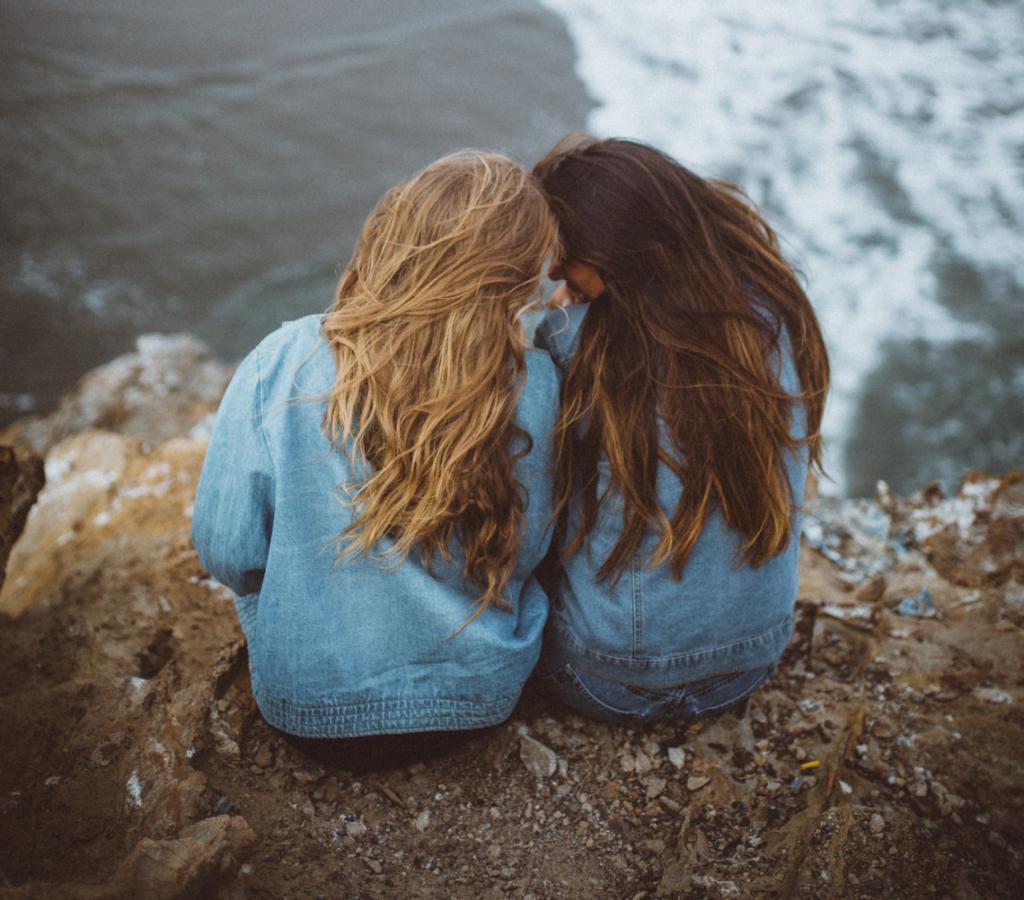 Самые красивые картинки для друзей подруг