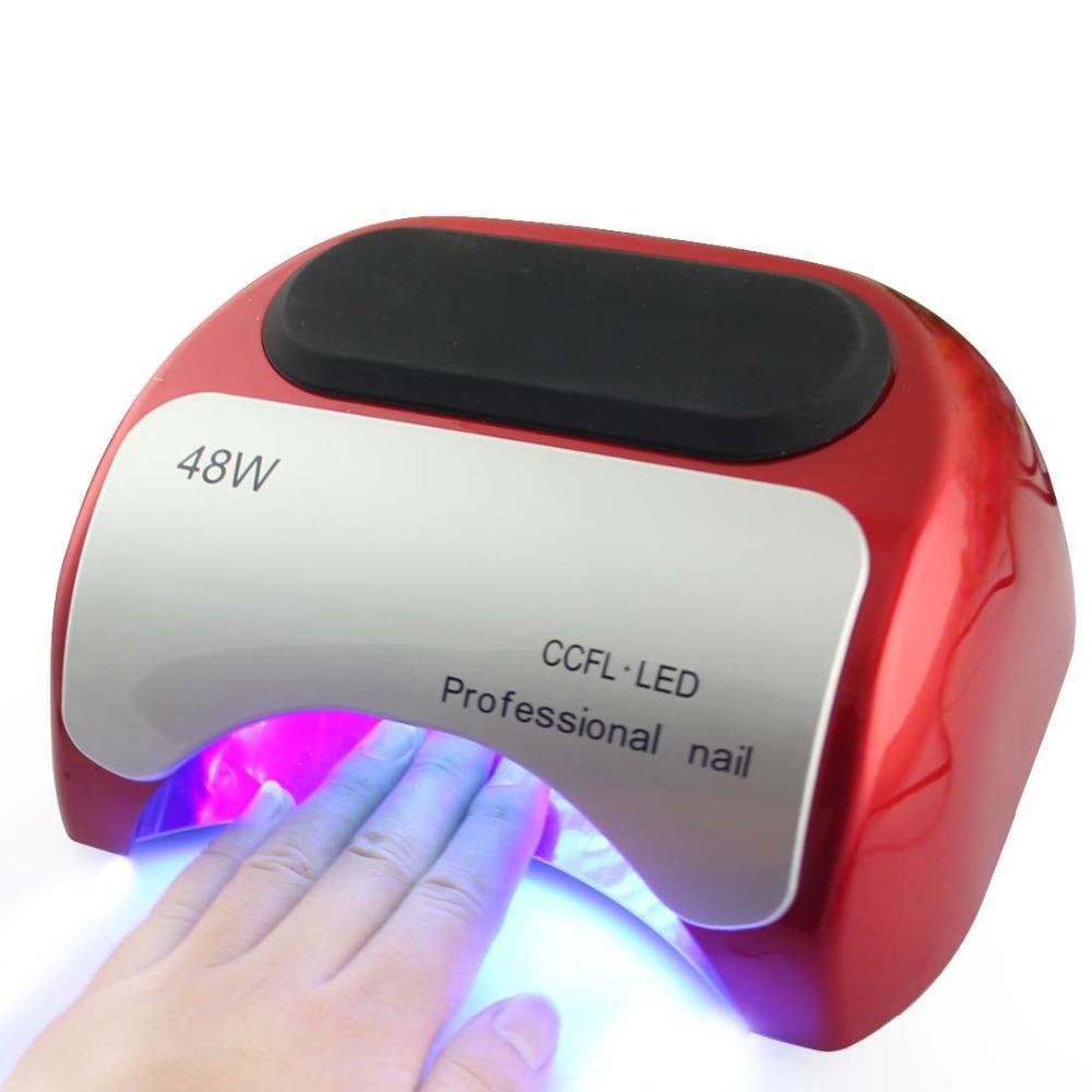 Ультрафиолетовая лампа для маникюра: виды, советы по выбору