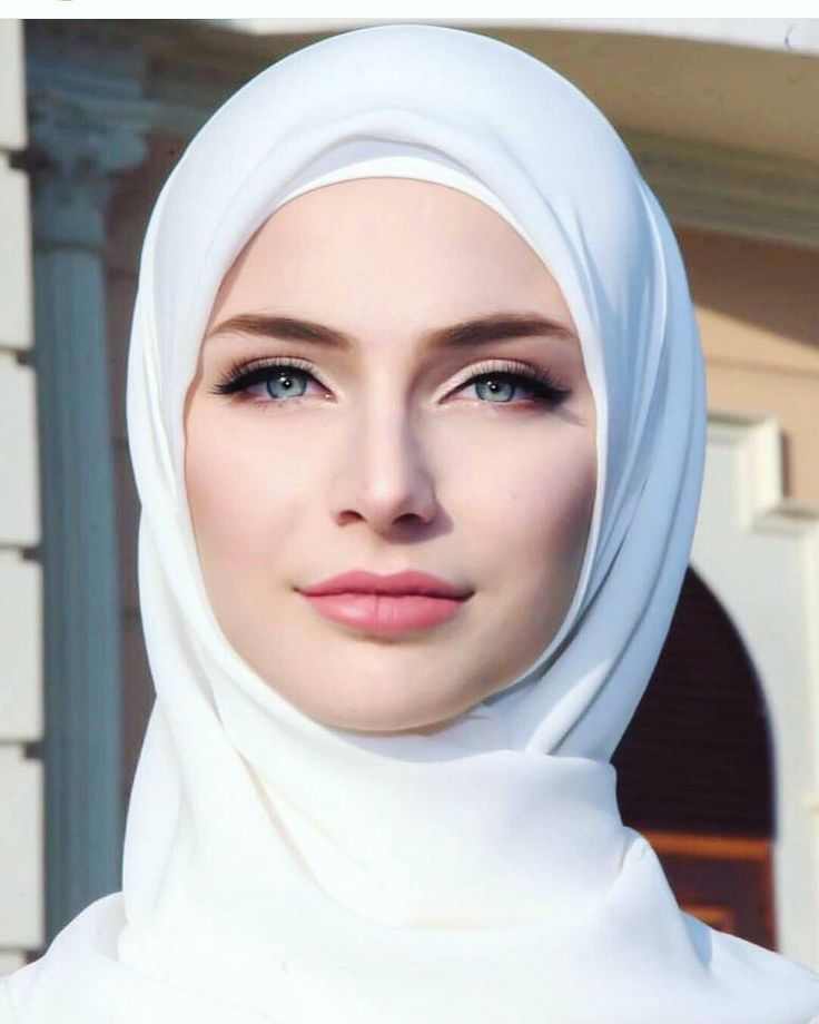 Ингушские картинки девушек в хиджабе