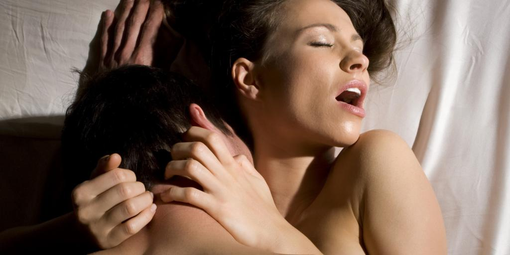 Orgasm in a woman