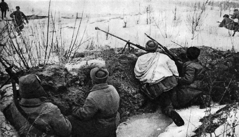 Воронежский фронт