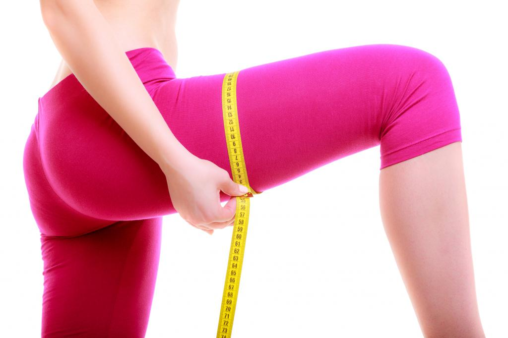 Exercises for hips and buttocks