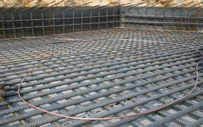 Construction of a grounding system