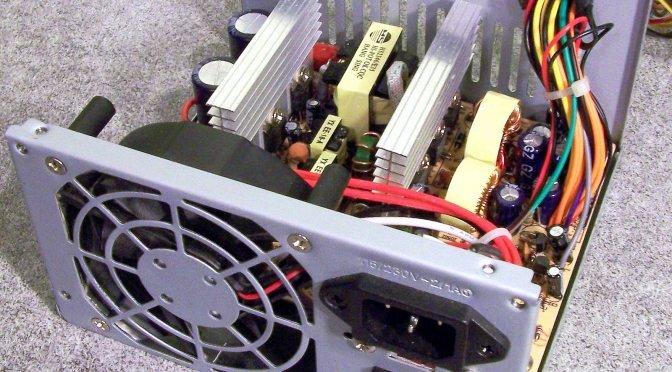 Desktop Power Supply Design