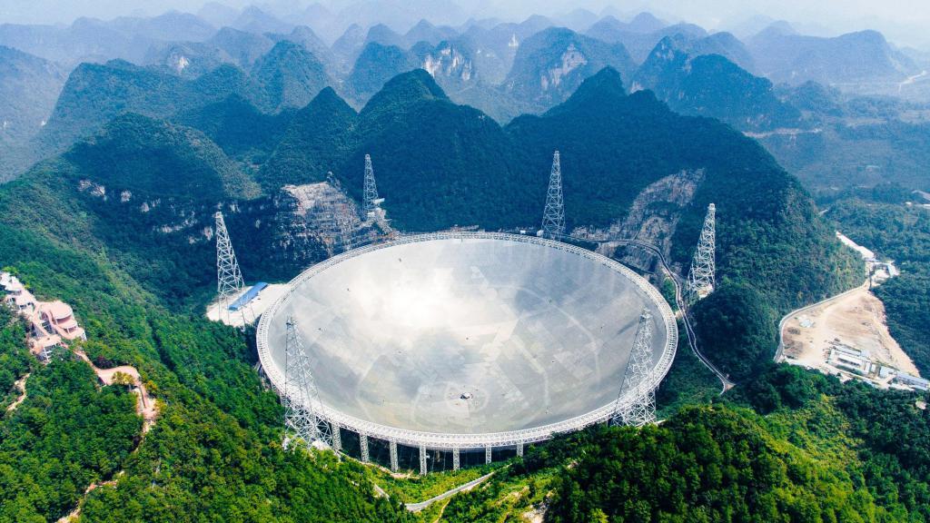 Самый большой телескоп