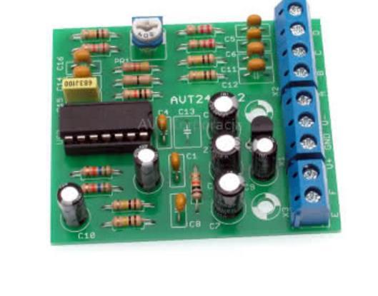 Аудиочастотный фильтр