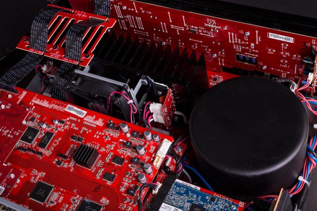 Добавление цифрового звукового процессора