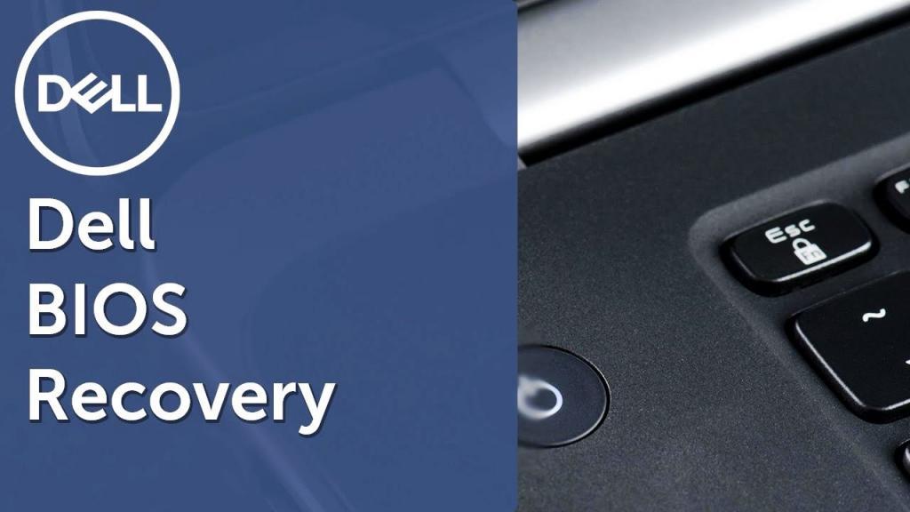 Восстановление BIOS на ноутбуке