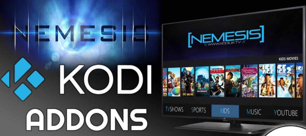 Set up Smart TV in Kodi