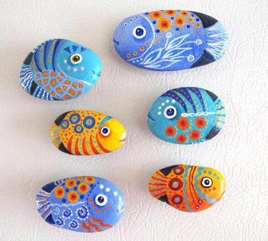 морские камни описание