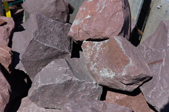плотность камня
