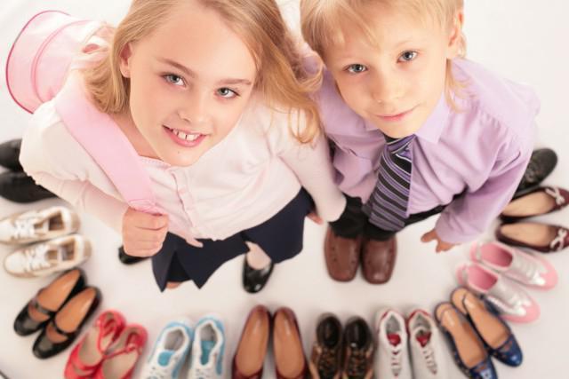размеры детской одежды возраст рост